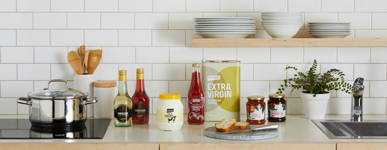 kitchen goods labels