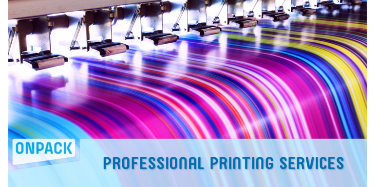 Looking for Professional Printing Services | OnPack