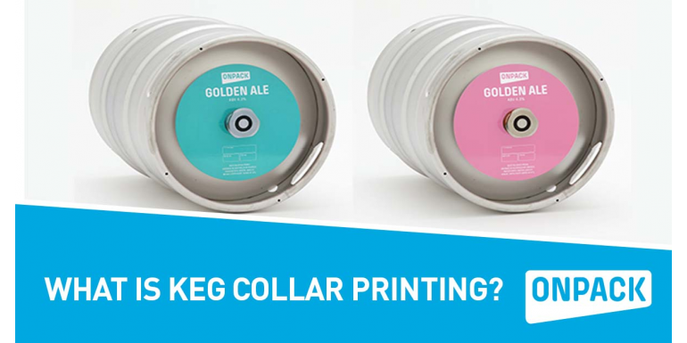 What Is Keg Collar Printing?