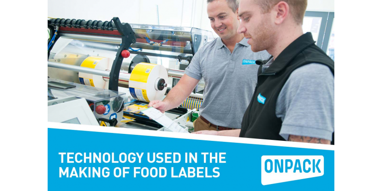 Technology Used In The Making of Food Labels