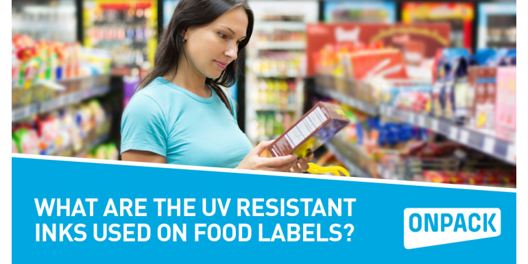 What are the UV Resistant Inks Used on Food Labels?